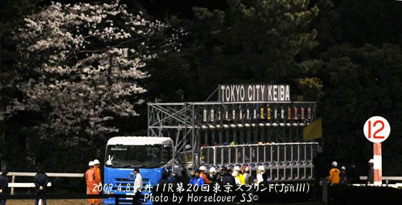 第20回東京スプリント(JpnIII)