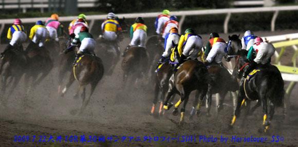 第30回サンタアニタトロフィー(SIII) - レース写真