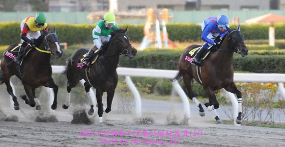 第55回桜花賞(SI) - レース写真