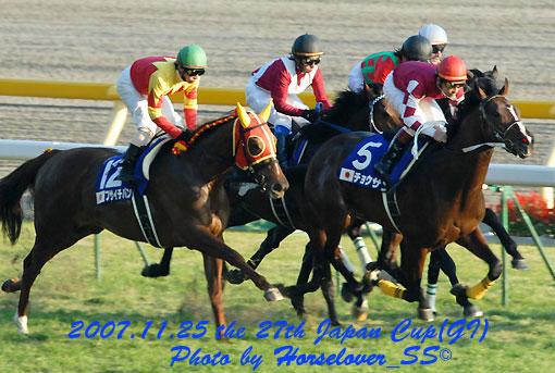 Welcome to Horselover's World:中央競馬