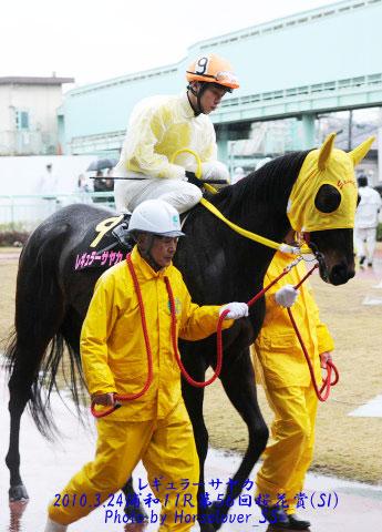 第46回関東オークスJpnII 4枠5番レギュラーサヤカ