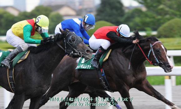 船橋10R10R千葉日報賞