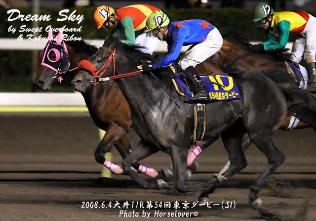 ドリームスカイ - 第54回東京ダービー(SI)