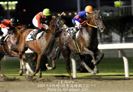 恵みの雨v(^-^)v - 第7回川崎競馬1日目結果