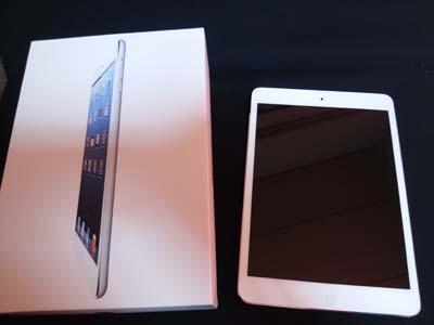 iPad mini のSIMフリー版買った♪