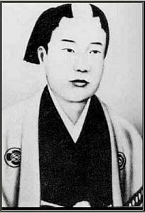 土方歳三と沖田総司の写真