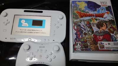 Wii U 買ってきた。