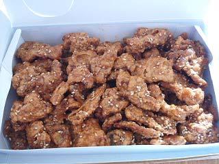 努努鶏(ゆめゆめどり)の冷やして食べる唐揚げ