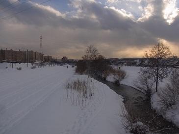 札幌の今  寒中の日々です