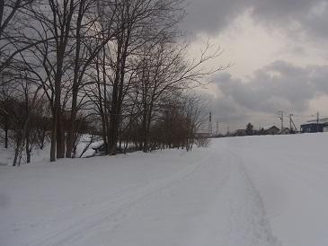 今日から2月、札幌は晴れ後曇、そして雪