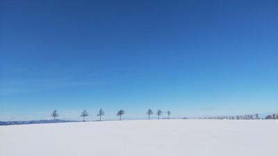 大雪 の巻