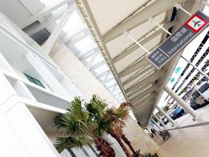 那覇空港、新国際線ターミナルへ行ってみた!