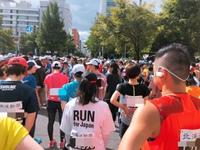 北海道マラソンに参加!