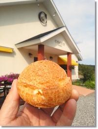 コッコテラス - 永光農園 のシュークリーム