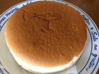 焼きたてスウィートチーズケーキ