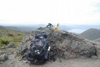 ヘトヘト樽前登山