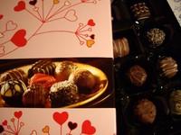 花よりチョコレート