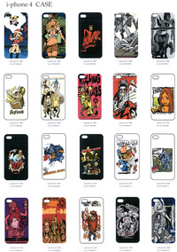 iPhone4/4Sカバー&クリーナー一覧