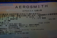 AEROSMITH★JAPAN TOUR in SAPPORO