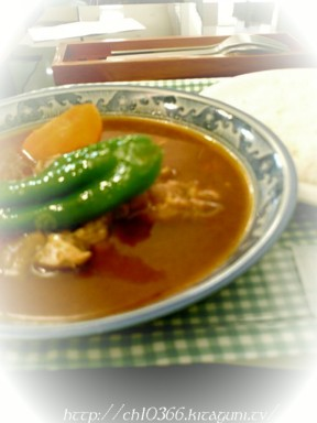 木多郎のスープカレー