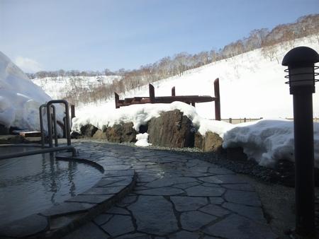 雪秩父温泉