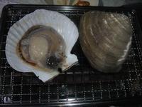 ホタテ&ホッキ貝