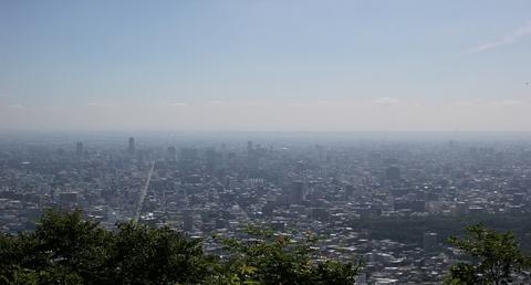 三徳と三角山