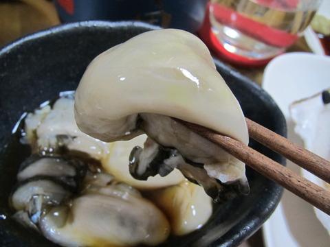 サロマ湖産 牡蠣とか