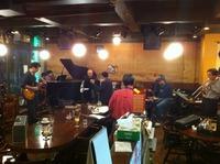 Jazz Babies練習日