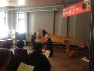 チェンバロコンサート