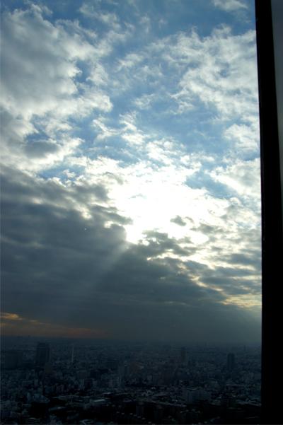 六本木ヒルズ倶楽部の眺めは素晴らしい!