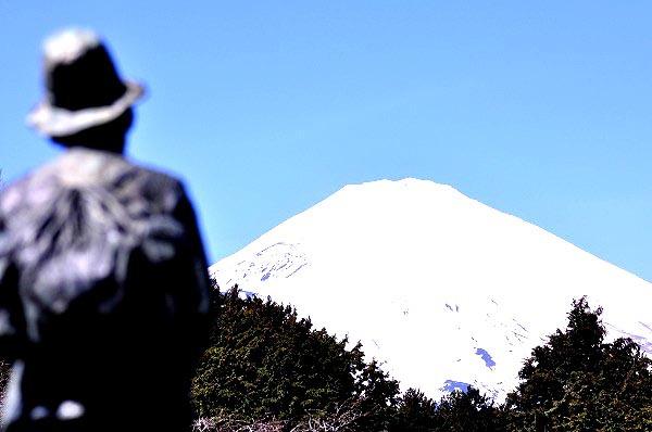 富士山満喫