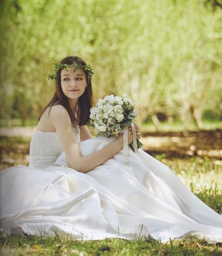イメージ写真 花嫁