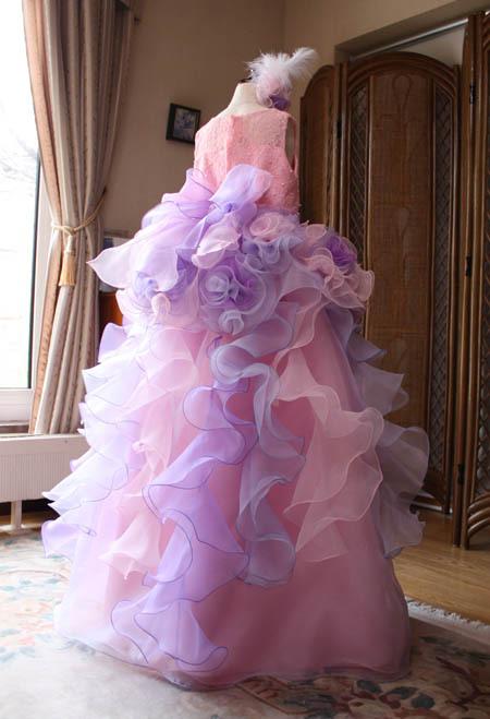 子供ドレス デザイン スカート