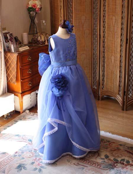 発表会ドレスのアレンジメント