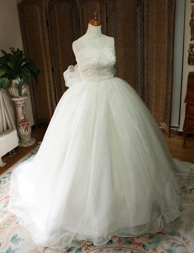 ウェディングドレス 花嫁オーダーメイドドレス