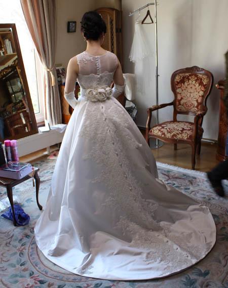 結婚式当日のイメージ作り