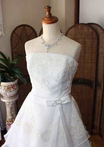 ウェディングドレス オーダーメイドドレス