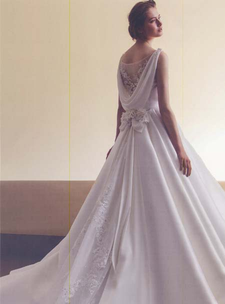 こだわりある花嫁にオススメしたいウェディングドレス