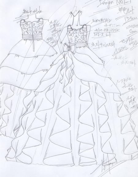 子供用 ピアノの発表会ドレス 130cm レッド