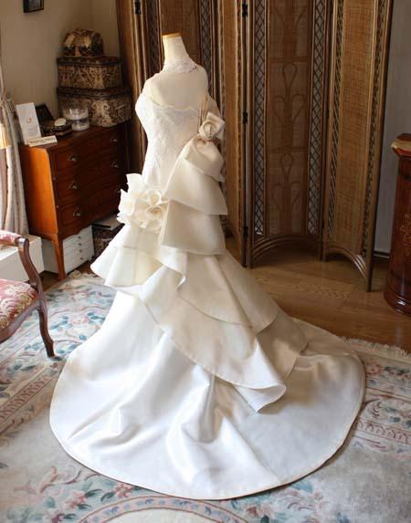 マーメイド ウエディングドレス
