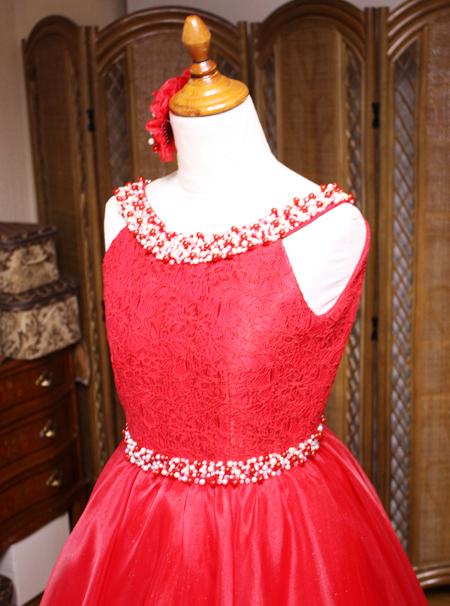 ピアノの発表会とコンクール用のドレスデザイン。