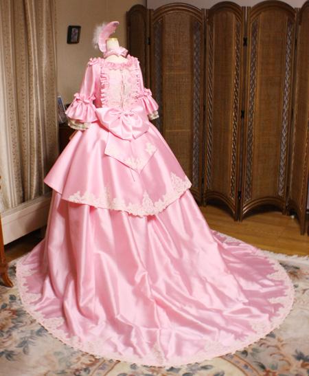 アンティークスタイル ドレス