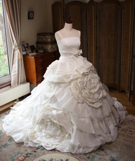 札幌のウェディングドレス