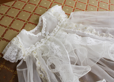 出産祝い プレゼント ベビードレス