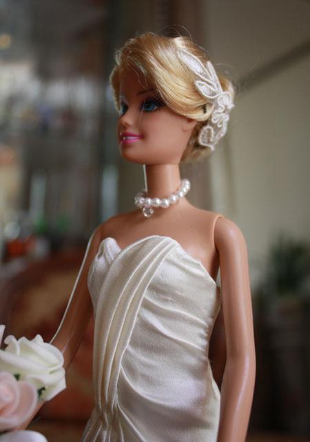 ミニチュウア ウェディングドレス 販売