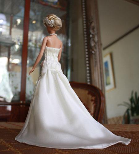 ウェディングドレス 人形 オーダーメイド 販売