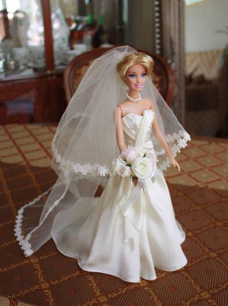 ミニチュア ウェディングドレス 結婚祝い ギフト