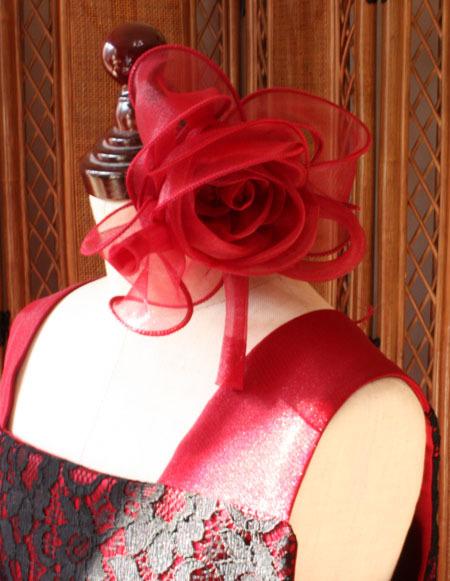 ヘッドドレス 子供用ドレス オーダー