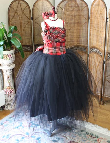 子供用の発表会ドレス